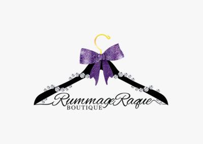Online Clothing Boutique Logo Design