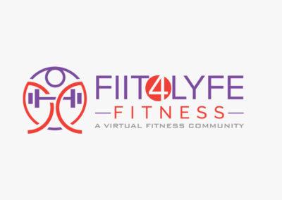 Fitness Trainer Logo Design