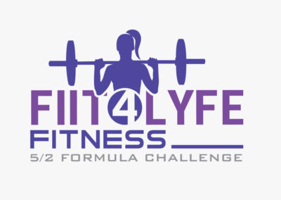 Fitness Product Logo Design