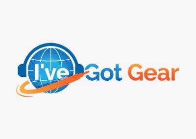A/V Company Logo Design