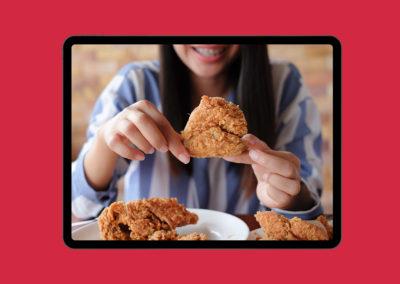 Chicken Restaurant SEO